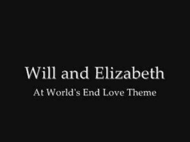 At World's End Love Theme - Will & Elizabeth
