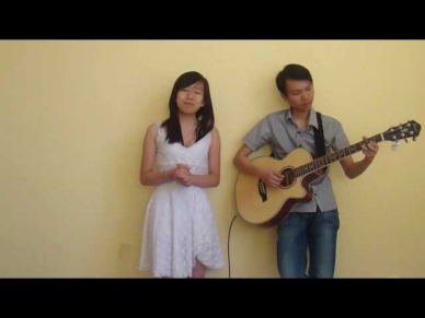 Улыбнись - Алиса Тарабарова(Реал О)- Cover by Tuan Vu ft Phuong Anh