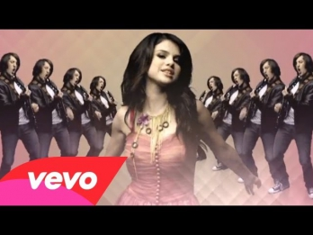 Selena Gomez & The Scene - Naturally (Official Video)