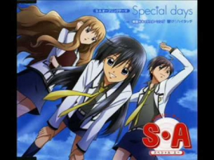 Special A (S•A) - OP Single 1 - Special Days