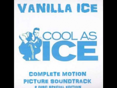 COOL AS ICE OST - BLACK BOX