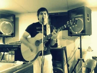 One Time (SafetySuit cover) - Joshua Valdez
