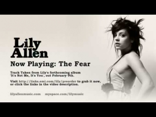 Lily Allen - The Fear (Audio)