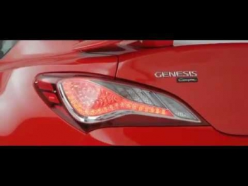 2013 Hyundai Genesis Coupe Video Tour