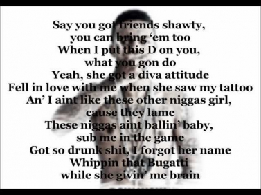 Sweat[Lyrics]-Bow Wow Ft.Lil Wayne