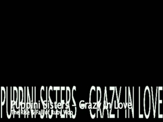 The Puppini Sisters - Crazy In Love (with lyrics)