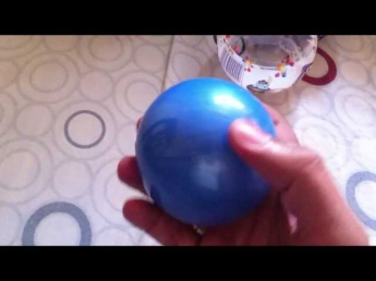 Unwrapping Surprise Toys Inside Gems Ball - Toy Panda - Part 2