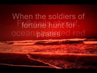 Turisas-Hunting pirates [Lyrics]
