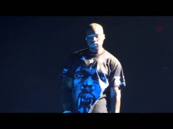 Jay-Z Kanye West Who Gon' Stop Me Live Montreal 2011 HD 1080P