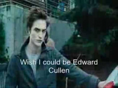 The Edward Cullen Song. (A different verson of Heartless by Kanye West.) AND LYRICS