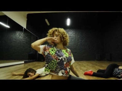 Kylie Minogue - Chocolate jazz-funk choreography by Angela Karaseva - Dance Centre Myway