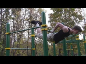 Roman Hardy- Report 2012 part 2 (Street Workout)