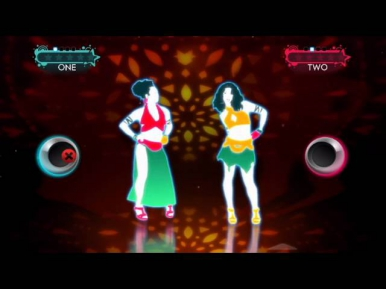 [Just Dance 3] Beautiful Liar - Countdown Mix Masters (Beyoncé and Shakira cover)