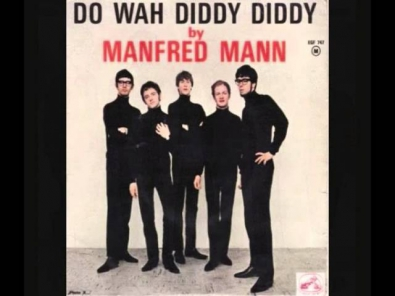 Manfred Mann - Do Wah Diddy Diddy - 1964 45rpm