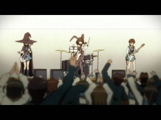 [Full HD] Haruhi Suzumiya - God knows... [RUS]