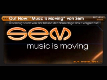 Sem   Music is moving