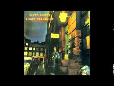 David Bowie - The rise and fall of ziggy stardust (Full Album)